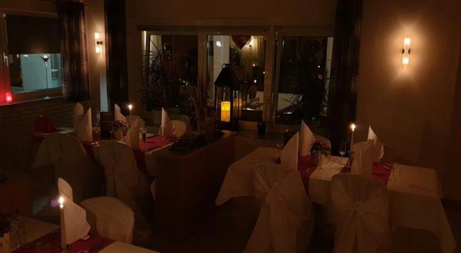 Valentinstag im Restaurant Forellenhof